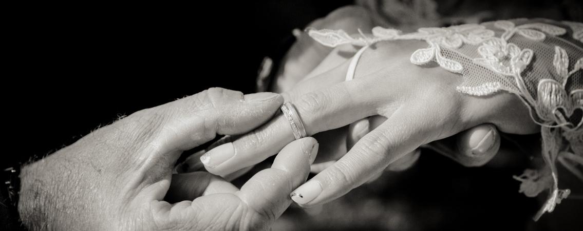 Mariage Julie Denis - les alliances