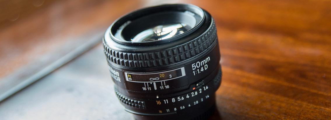 Nikkor-50mm-1-4