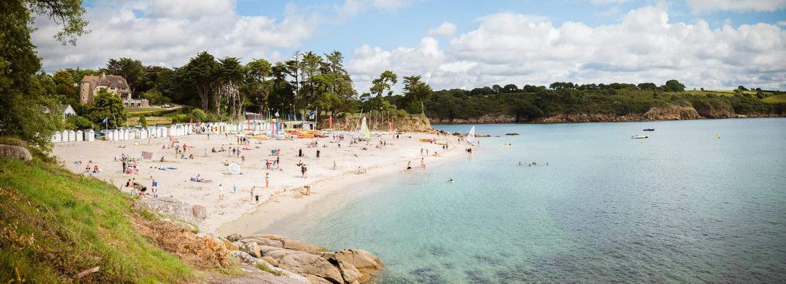 Bretagne Plage Port Manech