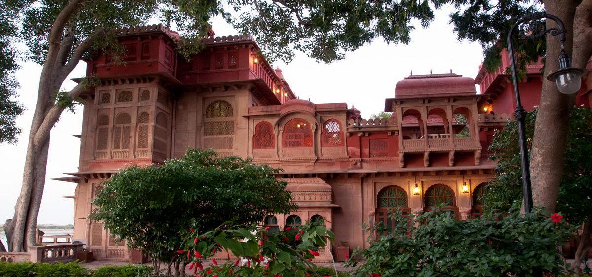 Gajner Palace Bikaner - Rajasthan