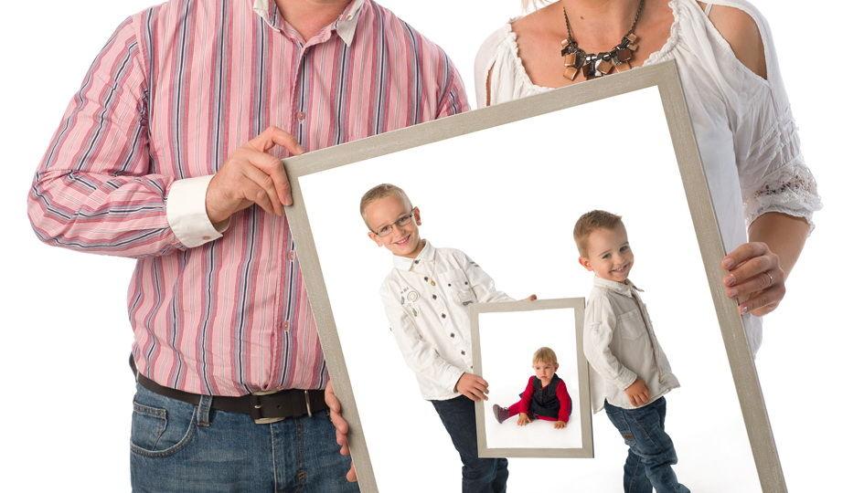 Photographier sa famille