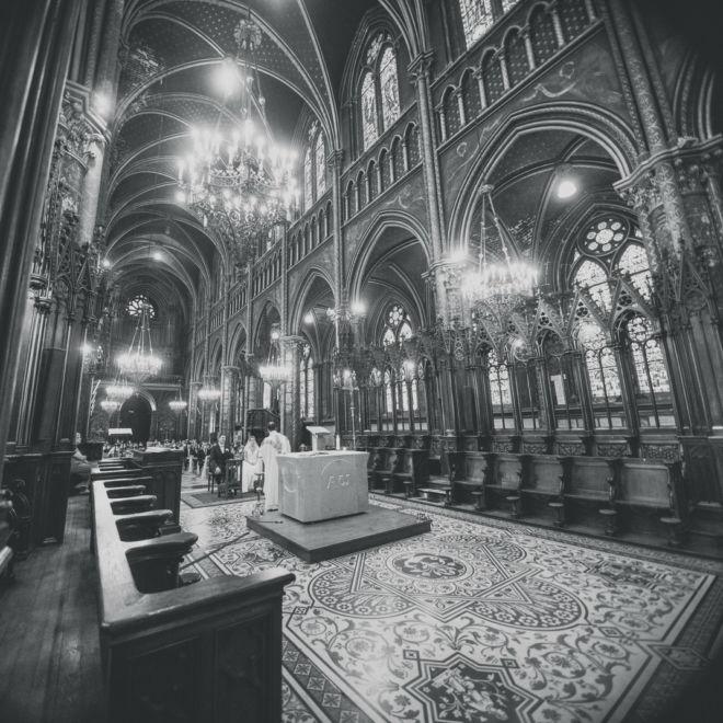 Mariage Basilique Notre Dame de Bonsecours