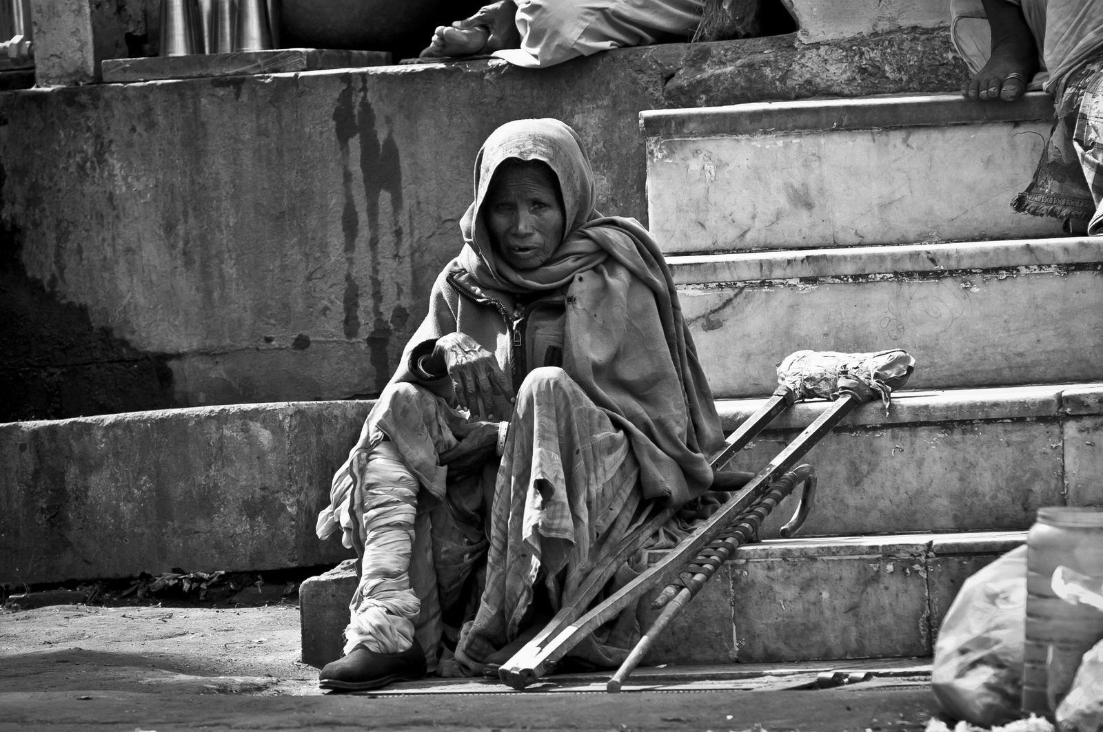 les intouchables en Inde