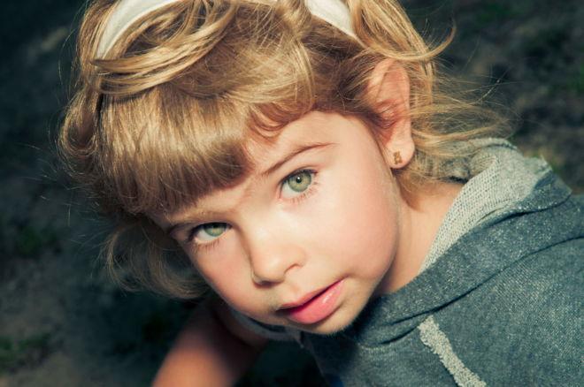 Un beau portrait d'enfant Robecq