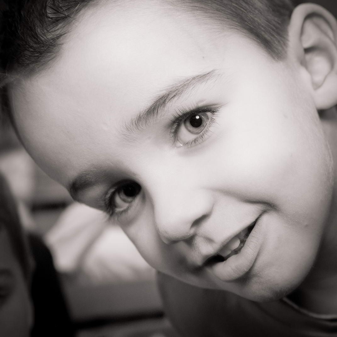 Un beau portrait d'enfant 09