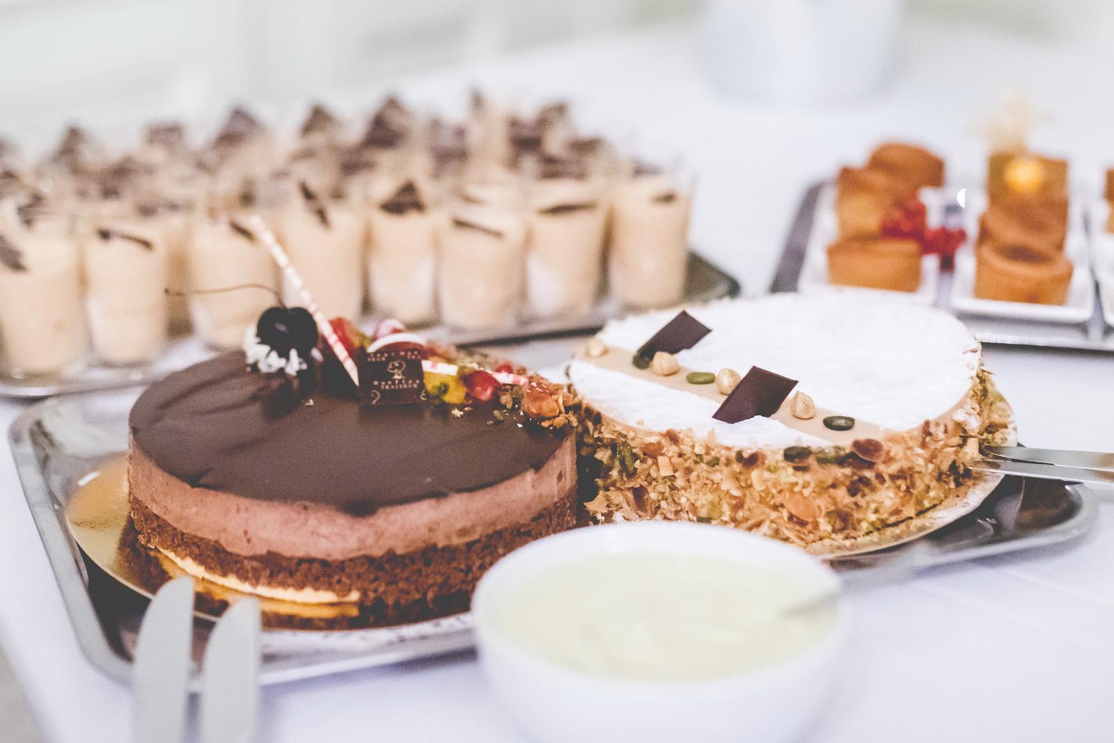 Honfleur traiteur - Gâteau de mariage Axel et Marie-Gabrielle