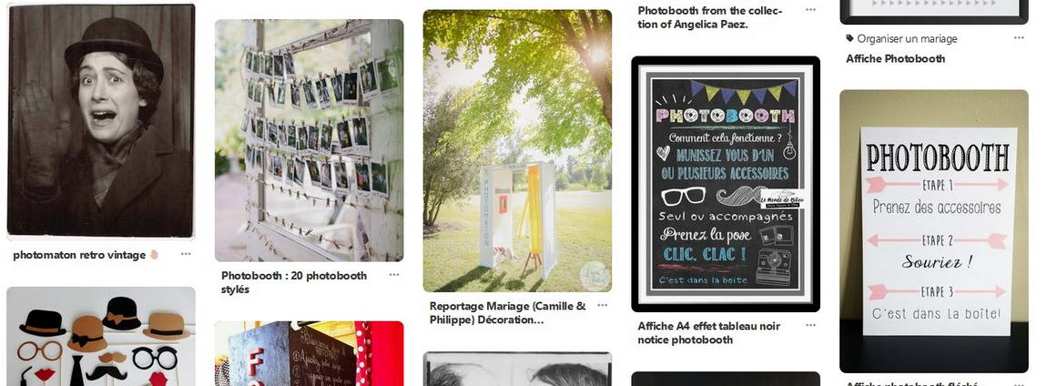 Photomaton photobooth
