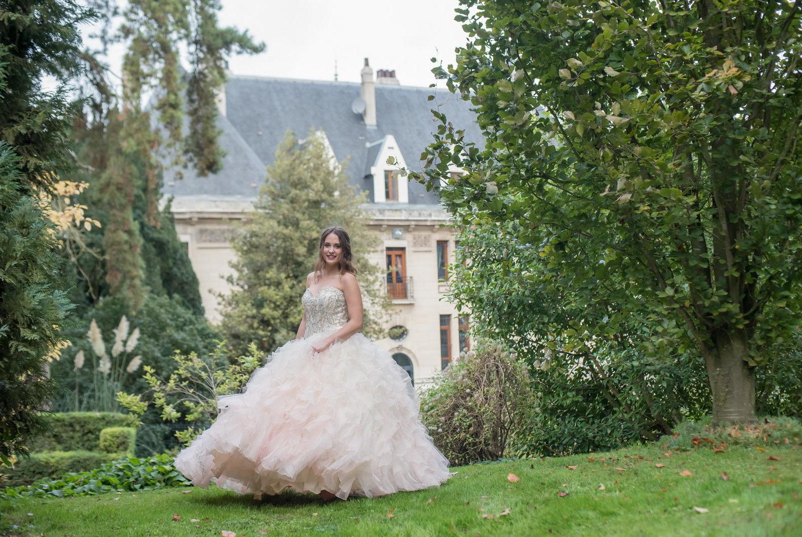 Chateau d'Hendecourt - La Mariée