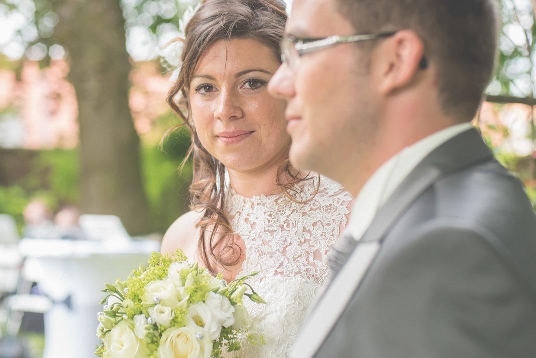 Mariage - Cérémonie laïque - Manoir des Lys