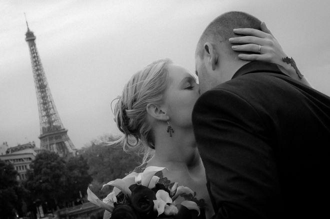 Mariage à Paris - Tour Eiffel