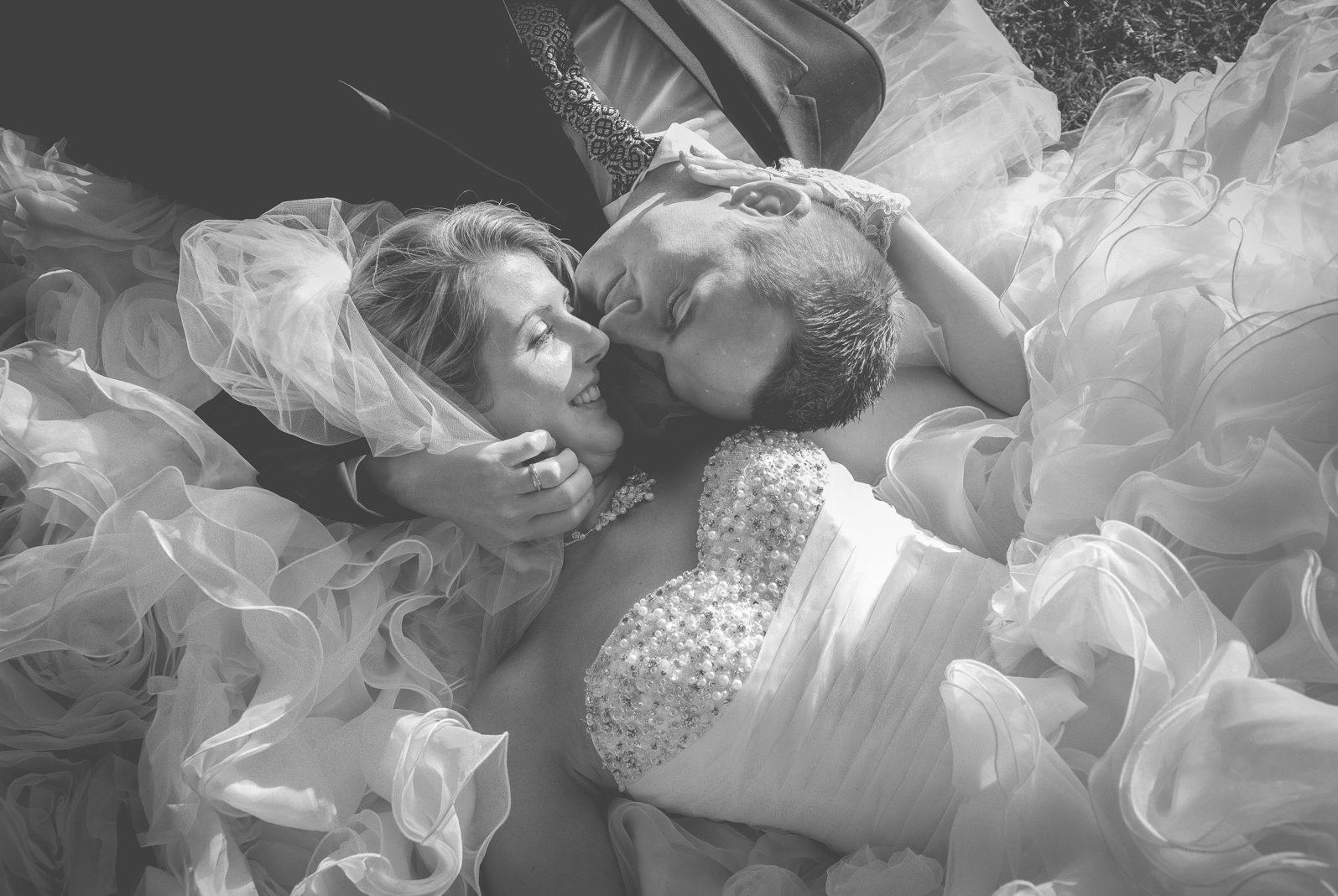 Mariage - Photos de couple - Chateau d'Olhain