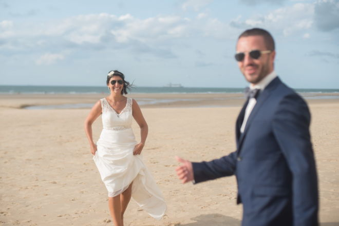 Mariage After The Day Cap Blanc Nez