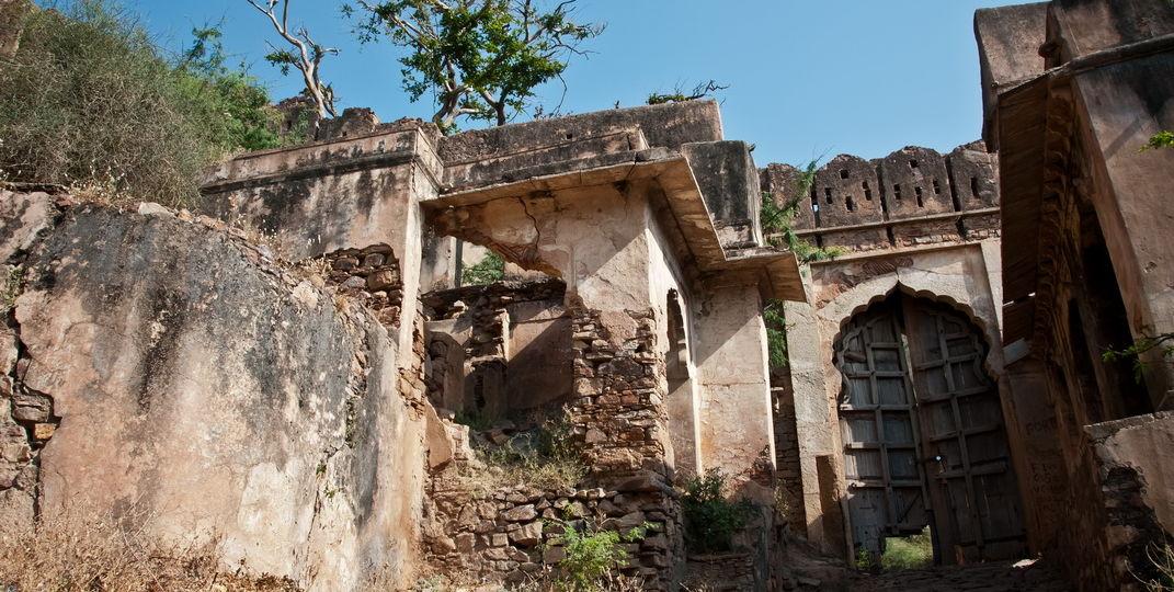 Le fort de Bundi 01