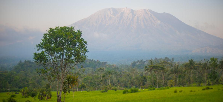 Bali Sidemen Mont Agung