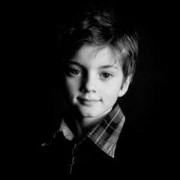 portrait noir et blanc Robecq