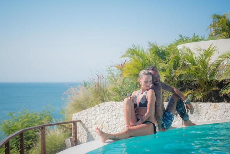 Voyage à Bali – Frédéric
