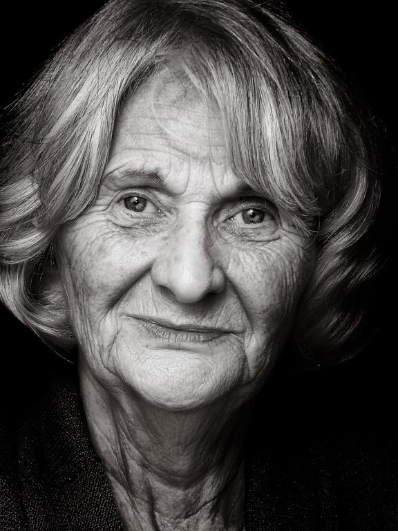 Portrait fête des grands-mères