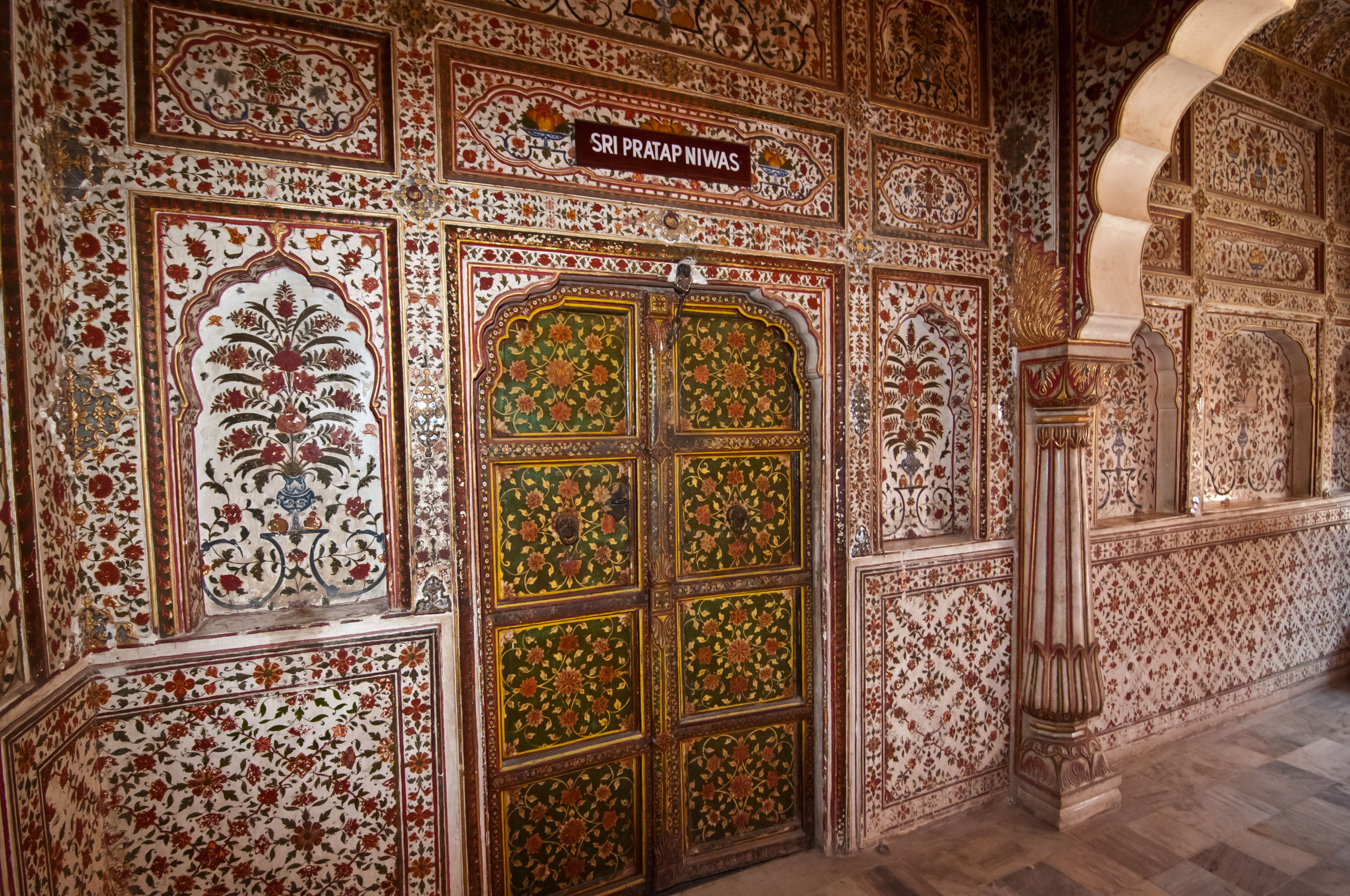 Bikaner - Junagarh Palace