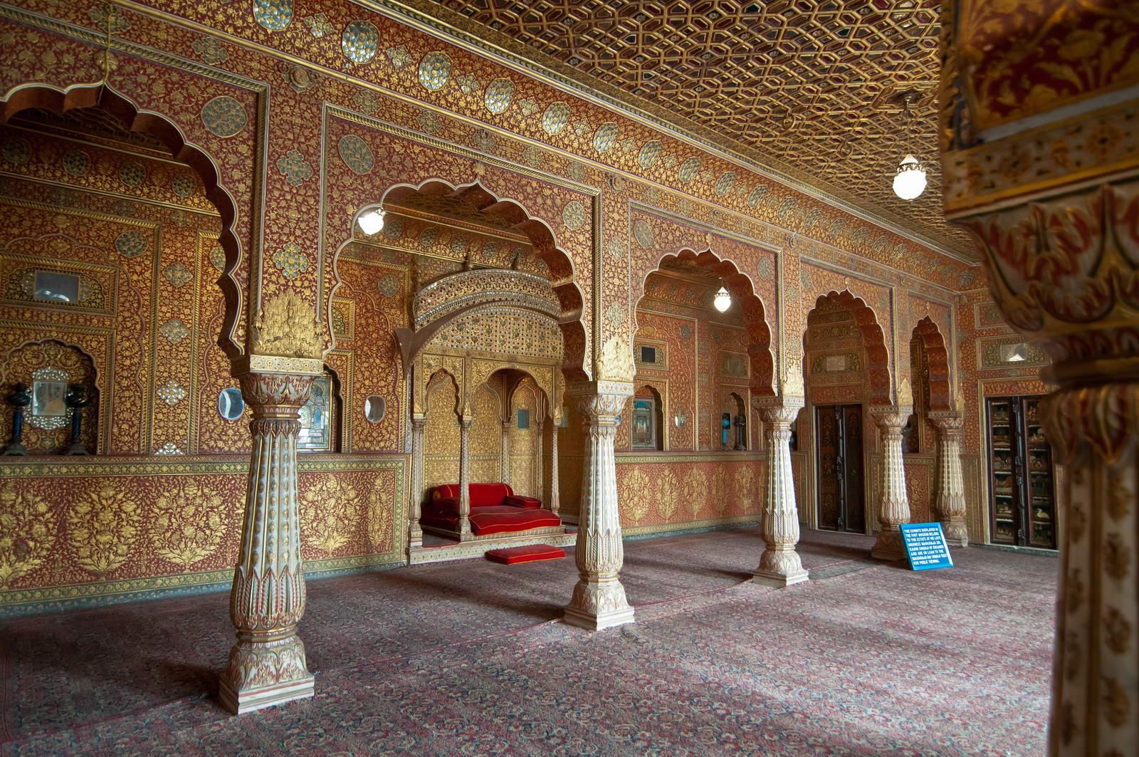 Bikaner - Junagarh Fort