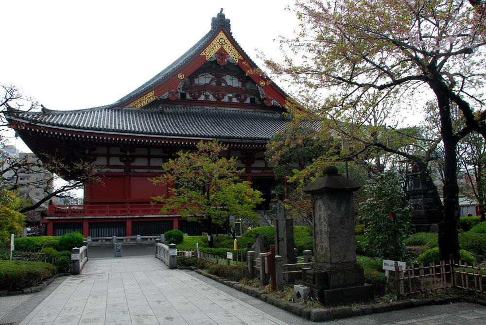 Tokyo - Asakusa - Sensoji Temple