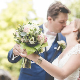 Mariage au château du taillis à Duclair