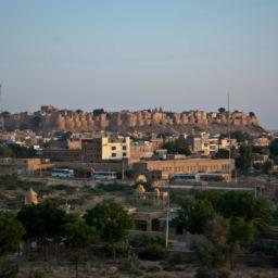 Inde - Jaisalmer - Désert du Thar