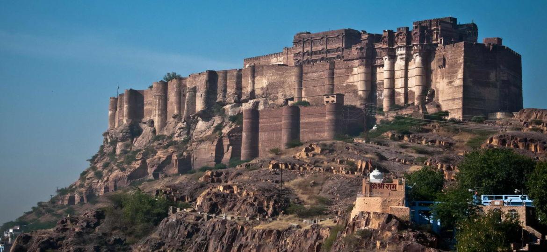 Inde - Jodhpur la citée bleue